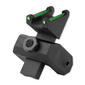 Phoenix Technology AR-15 Fiber Optic Front Sight Black OPSAR15