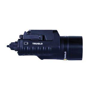TRUGLO Tru-Point Laser Light Combo 200 Lumen Red Laser Adjustable Quick Detach Picatinny Polymer Black TG7650R