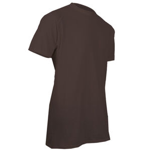 XGO FR Phase 1 Men's Flame Retardant Short Sleeve T-Shirt Med Modacrylic and FR Rayon Blend Coyote