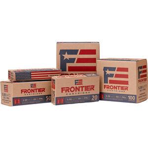 Hornady Frontier 5.56 NATO Ammunition 150 Rounds HP 55 Grains