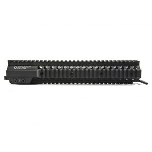 "Geissele AR-15 Super Modular Rail Mk7 National Match 12.7"" Aluminum Black 05-395B"