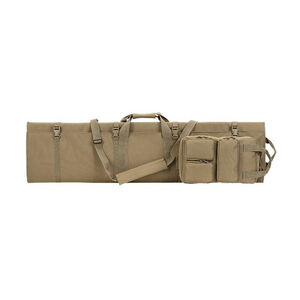 Voodoo Tactical Tri-Fold Rifle Case Coyote Tan