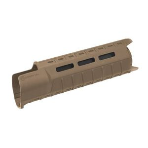 Magpul MOE SL AR-15 Carbine Length Handguard A2 Sight Cut Polymer Flat Dark Earth MAG538-FDE