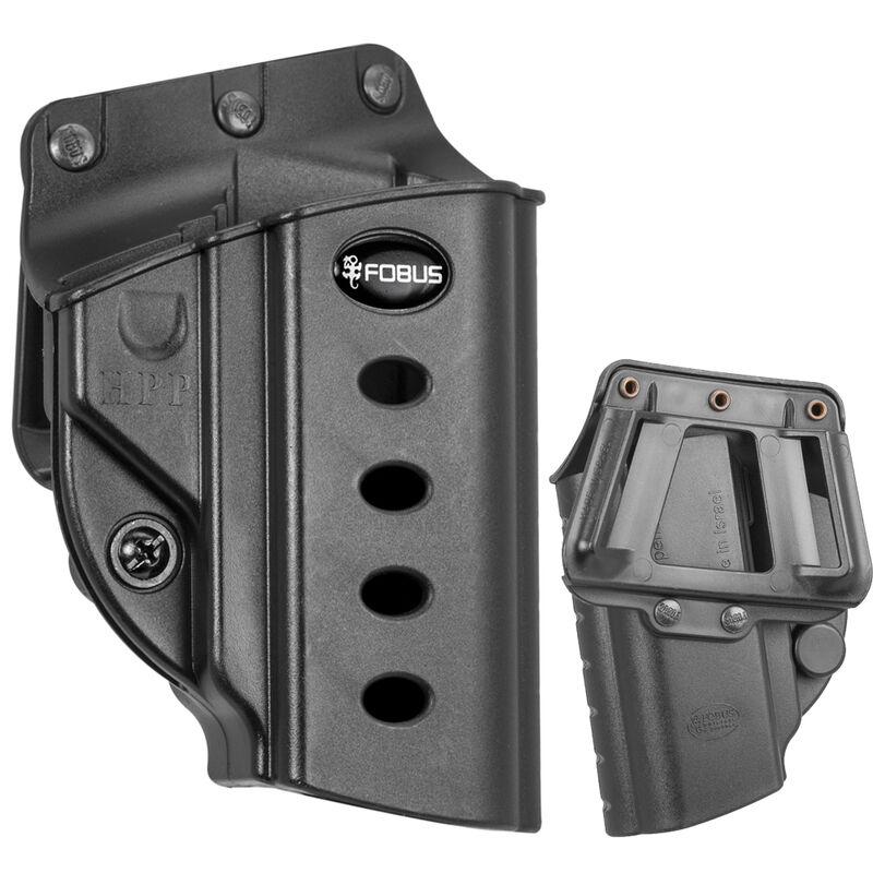 Fobus Evolution Belt Holster Hi-Point/Ruger OWB Right Hand Draw Polymer Construction Black Finish