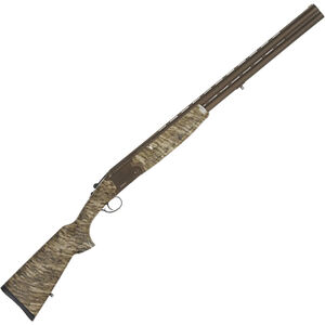 "TriStar Hunter Mag II 12 Ga Over/Under Shotgun 28"" Barrels 3.5"" Chamber 5 Choke Tubes Midnight Bronze/Mossy Oak Bottomland Camo Finish"