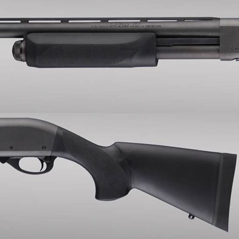 Hogue Remington 870 Overmold Stock with Forend 12
