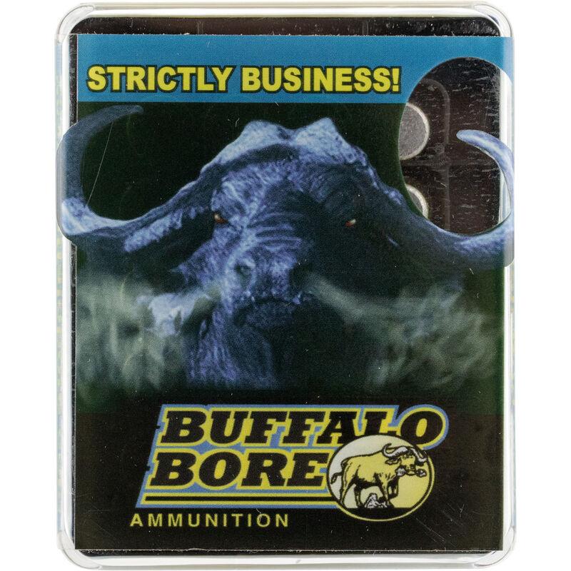 Buffalo Bore .45 ACP +P Ammunition 20 Rounds JHP 230 Grain 45-230/20