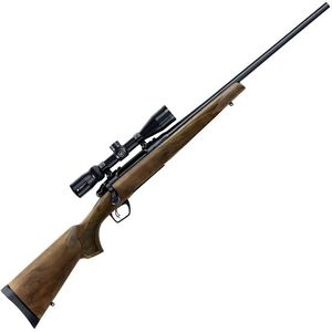 """Remington 783 Combo Package Bolt Action Rifle .270 Win 22"""" Barrel 4 Rounds with Vortex 3-9x40 Scope and Crossfire Trigger Walnut Stock Blued"""