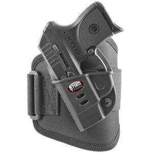 Fobus Ankle Holster Ruger LCP/Kel-Tec P-32/P3AT Left Hand Polymer Black KT2GALH