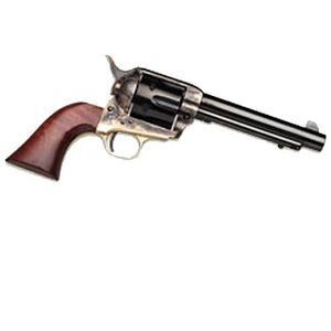 "Taylor's and Company 1873 Cattleman Single-Action Revolver, .45 Long Colt, 5-1/2"" Barrel, 6 Rounds, Brass Backstrap and Triggerguard, Case-Hardened Blue Frame"