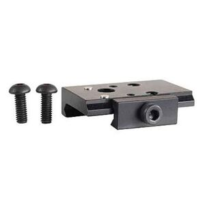 C-More Systems STS Series Weaver/Picatinny Rail Mount Aluminum Matte Black