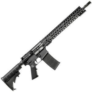 "POF USA The Constable AR-15 Semi Auto Rifle 5.56 NATO 16.5"" Barrel 30 Rounds Direct Gas Impingement System 14.5"" M-LOK Rail Mil-Spec Furniture Matte Black Finish"