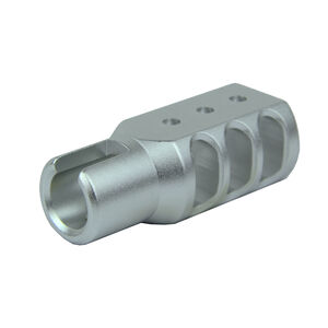 TacFire Ruger 10/22 Muzzle Brake With Set Screw Stainless MZ3002