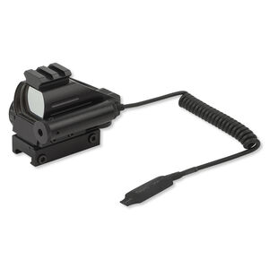 DMA Holographic Dot Sight With Red Laser Matte Black XTS-HD-11