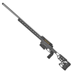 "Savage Firearms 110 Elite Precision Left Hand .223 Remington Bolt Action Rifle 26"" Barrel 10 Rounds Magazine MDT ACC Chassis Cerakote Grey"