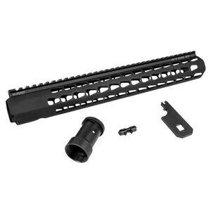 "AAC Squaredrop AR-15 Free Float Handguard 13.5"" Aluminum Black"