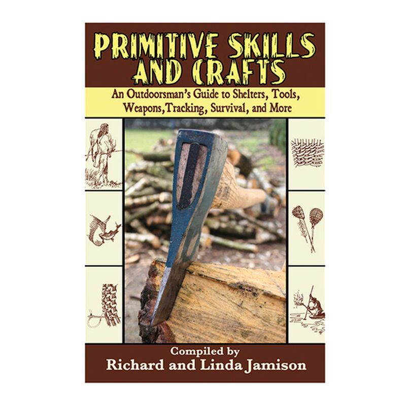 Proforce Equipment Books Primitive Skills And Crafts