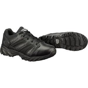 Original S.W.A.T. Chase Low Men's Shoe Size 12 Wide Non-Marking Sole Leather/Nylon Black 131001W-12