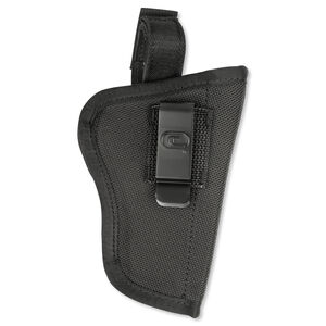 """Crossfire Shooting Gear Undercover Compact 3"""" 3.5"""" Ambidextrous IWB/OWB Holster Nylon Black"""
