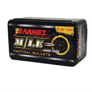 Barnes .338 Lapua Magnum Bullets 50 Projectiles TAC-X SCBT 285 Grains