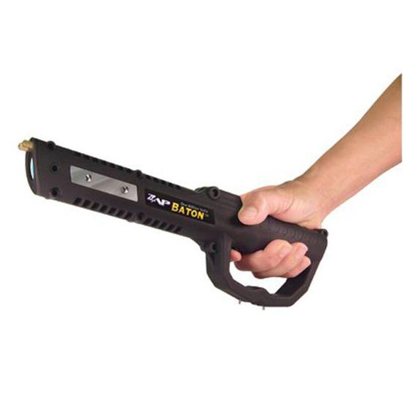 Personal Security Products ZAP Baton Stun Gun 11.5 Inches Black ZAPBaton