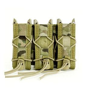 HSGI Triple Pistol TACO, Belt Mounted, Triple Pistol Mag, MultiCam 13PT03