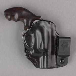 DeSantis Gunhide Flex-Tuk S&W J Frame Model 36, 37, 38, 40, 42, 49, 60, 317, 331, 337, 360, 638, 642, 649, Taurus Model 82, 85, 850 CIA IWB Holster Right Hand Leather Tan 113TA02Z0
