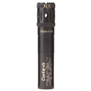Carlson's Cremator Beretta Optima HP 12 Gauge Extended Ported Choke Tube Mid Range Stainless Steel Black