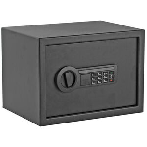 Stack-On Personal Safe Electronic Key Pad Matte Black
