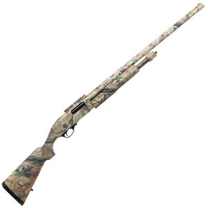 """Charles Daly Model 300 Shotgun 20 Gauge Pump Action 26"""" Barrel 3"""" Chambers 5 Rounds Synthetic Stock Realtree APG Camo"""