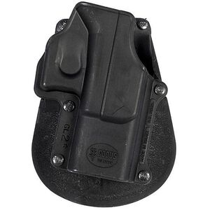 Fobus Paddle Holster For GLOCK 20/21/21SF/40/41 Right Hand Polymer Black GL3