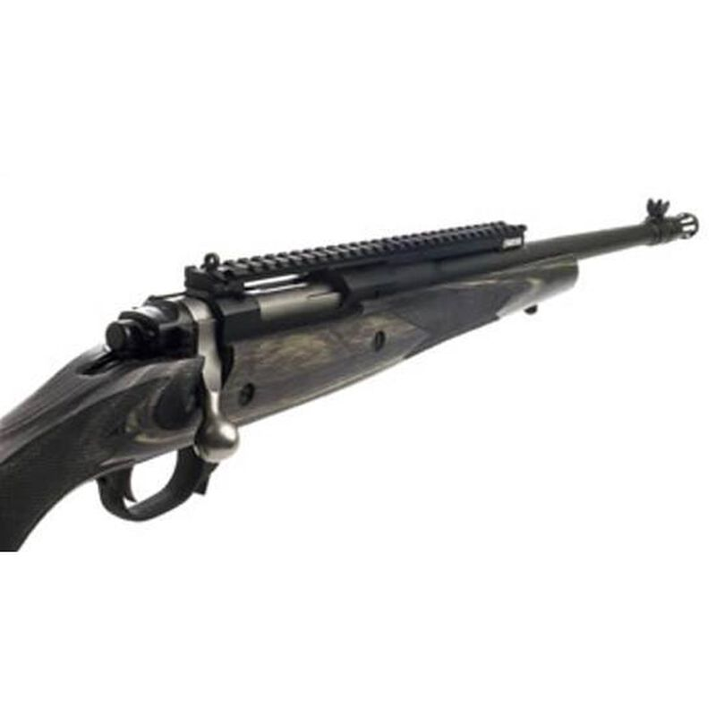 XS Sight Systems Marlin 336 Lever Rail with Ghost Ring Sight Set Aluminum