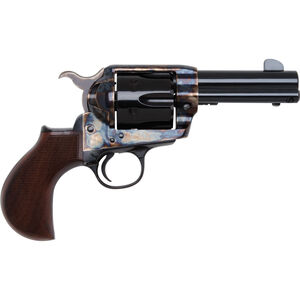 """E.M.F. GWII Express Agent .357 Mag Revolver 3.5"""" Barrel 6 Rounds Checkered Walnut Grips Case Hardened/Blued Finish"""