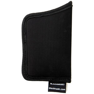 BLACKHAWK! TecGrip Pocket Holster Size 03 Glock 42/43 and Similar Ambidextrous Nylon Black