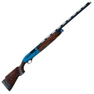 "Beretta A400 Xcel Parallel Target Semi Automatic Shotgun 12 Gauge 3"" Chamber 30"" Barrel 3 Rounds Kick Off Recoil Reduction Blue Receiver J40CQ10"