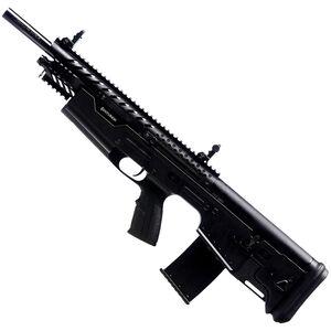 "Century Arms Centurion BP-12 12 Gauge Semi Auto Shotgun 19.75"" Barrel 5 Rounds Front/Rear Flip Up Sights Bullpup Design Synthetic Stock Black"
