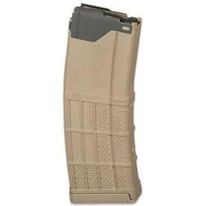 Lancer AR-15 L5 Advanced Warfighter Magazine .223 Rem/5.56 NATO 30 Rounds Polymer Opaque Flat Dark Earth