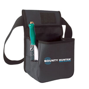 """Bounty Hunter Pouch and Digger Combo 2 Pockets and 9"""" Digger"""