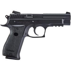 "SAR USA K2 45 .45 ACP Single/Double Action Semi Auto Pistol 4.7"" Barrel 10 Rounds Manual Safety Steel Frame Black Finish"