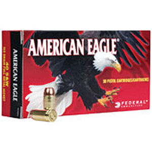 Federal .40 S&W 180 Grain FMJ 100 Round Box 1000 fps