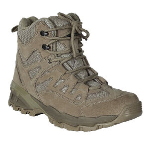 "Voodoo Tactical 6"" Tactical Boot Size 10.5 Regular Khaki Tan 04-968083163"
