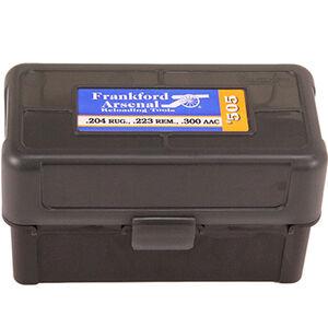 Frankford Arsenal Hinge-Top Ammo Box #505 50 Round .223 Remington and Similar 1083786