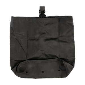 Grey Ghost Gear Roll Up Dump Pouch Laminate Injection Molded Malice Clips Black