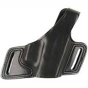 Black Widow Hip Holster For GLOCK Size 14 Right Hand Leather Black