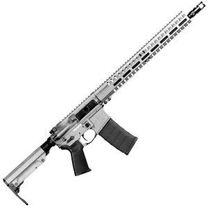 "CMMG Resolute 300 Mk4 5.56 NATO AR-15 Semi Auto Rifle 16"" Barrel 30 Rounds RML15 M-LOK Handguard RipStock Collapsible Stock Titanium Finish"
