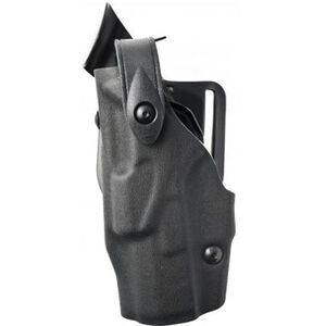 Safariland 6360 ALS Level III Retention Duty Holster Left Hand GLOCK 19, 23 STX Tactical Finish Black 6360-283-132