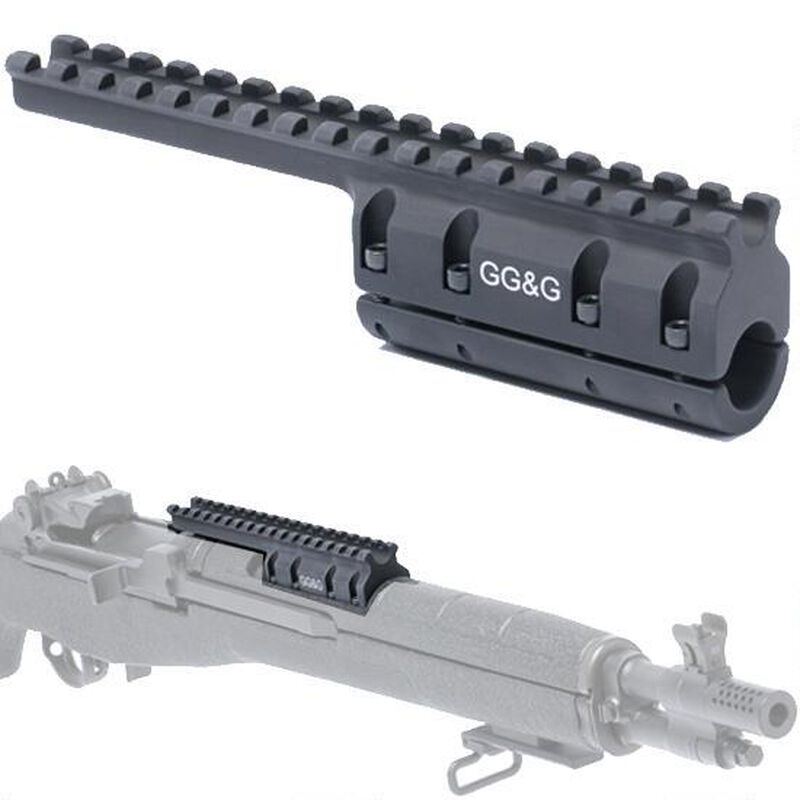 GG&G Springfield Armory M1A Scout/SOCOM 16 Scope Mount GGG-1683