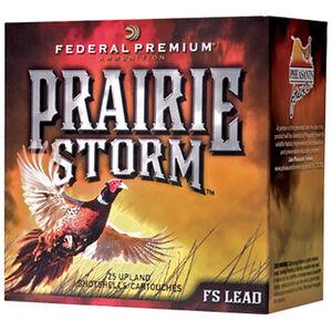 "Federal Prairie Storm 20 Ga 2.75"" #6 FS Lead 1oz 25 rds"