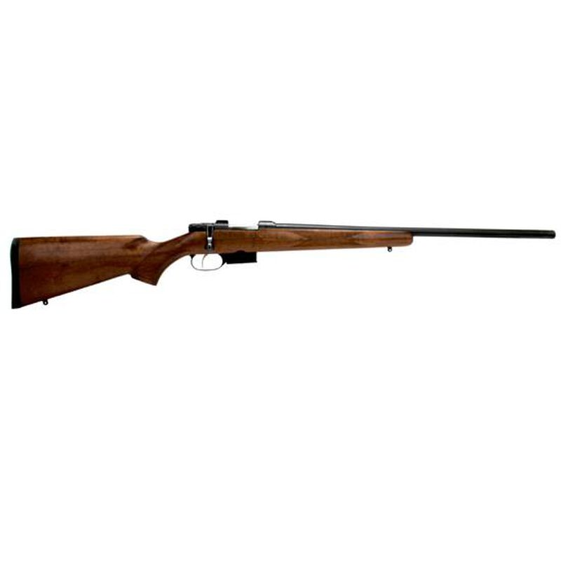 "CZ USA 527 Varmint Bolt Action Rifle .17 Hornet 24"" Barrel 5 Rounds Walnut Stock Blued Finish 03066"