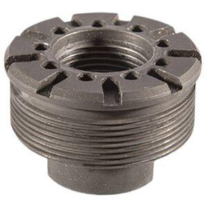SilencerCo Harvester Big Bore/Omega Direct Thread Mount 1/2x28 Thread Pitch Steel Black AC1284